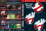 Ghostbusters Collection (1984-2016) R1 Custom Cover