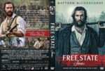 Free State of Jones (2016) R1 Custom Cover & label