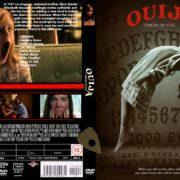 Ouija Origin of Evil (2016) R0 CUSTOM Cover & label