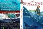The Shallows – Gefahr aus der Tiefe (2016) R2 GERMAN Custom Cover