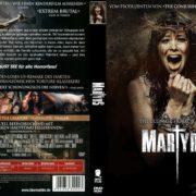 Martyrs (2016) R2 GERMAN Custom Cover