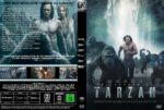 Legend of Tarzan (2016) R2 GERMAN Custom Cover