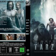 Legend of Tarzan (2016) R2 GERMAN Custom Cover