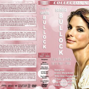 Sandra Bullock Film Collection - Set 1 (1987-1992) R1 Custom Covers
