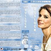 Sandra Bullock Film Collection – Set 3 (1994-1996) R1 Custom Covers