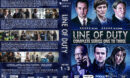 Line of Duty - Series 1-3 (2014) R1 Custom Cover