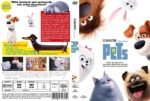 Pets (2016) R2 GERMAN Custom Cover