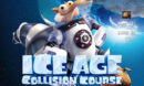 Ice Age: Collision Course (2016) R1 Custom Label