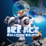 Ice Age: Collision Course (2016) R1 Custom Label