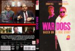 War Dogs (2016) R0 CUSTOM Cover & label