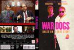 War Dogs (2016) R0 CUSTOM Cover & label