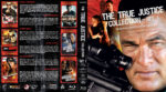 The True Justice Collection – Set 1 (2011) R1 Custom Blu-Ray Cover