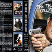 The True Justice Collection – Set 2 (2012) R1 Custom Blu-Ray Cover