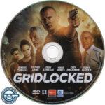 Gridlocked (2015) R4 DVD Label