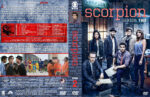 Scorpion – Season 2 (2016) R1 Custom Cover & labels