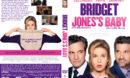 Bridget Jones's Baby (2016) R0 Custom DVD Cover