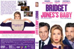 Bridget Jones's Baby (2016) R0 Custom DVD Cover