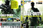 Call of Duty Infinite Warfare (2016) PC Custom Cover