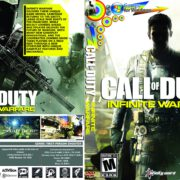 Call of Duty Infinite Warfare (2016) PC Custom Cover
