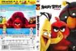 Angry Birds – Der Film (2016) R2 GERMAN Cover