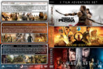 Prince of Persia / Gods of Egypt / Warcraft Triple (2010-2016) R1 Custom Cover