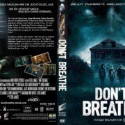Don't Breathe (2016) R2 GERMAN Custom Cover