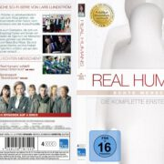 Real Humans Staffel 1 (2012) R2 German Custom Cover