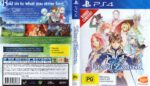 Tales of Zestiria (2015) PAL PS4 Cover