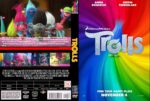 Trolls (2016) R0 custom Cover & labels