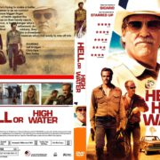 Hell or High Water (2016) R0 CUSTOM Cover & label