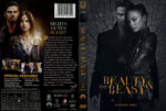 Beauty & the Beast Staffel 2 (2015) R2 German Custom Cover & labels