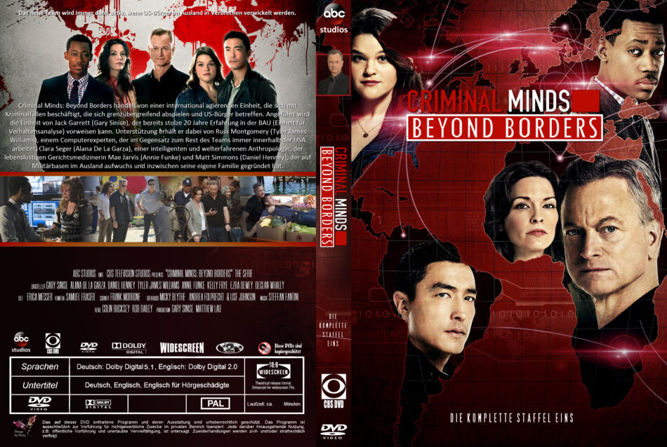 Criminal Minds Beyond Borders Staffel 1