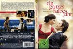 Ein ganzes halbes Jahr (2016) R2 German Custom Cover & label