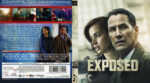 Exposed (2016) R2 German Custom Blu-Ray Cover & Labels
