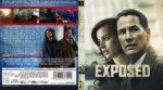Exposed (2016) R2 German Custom Blu-Ray Cover & Labels