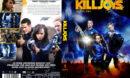 Killjoys Staffel 1 (2015) R2 German Custom Cover & labels