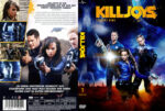 Killjoys Staffel 1 (2015) R2 German Custom Cover & labels