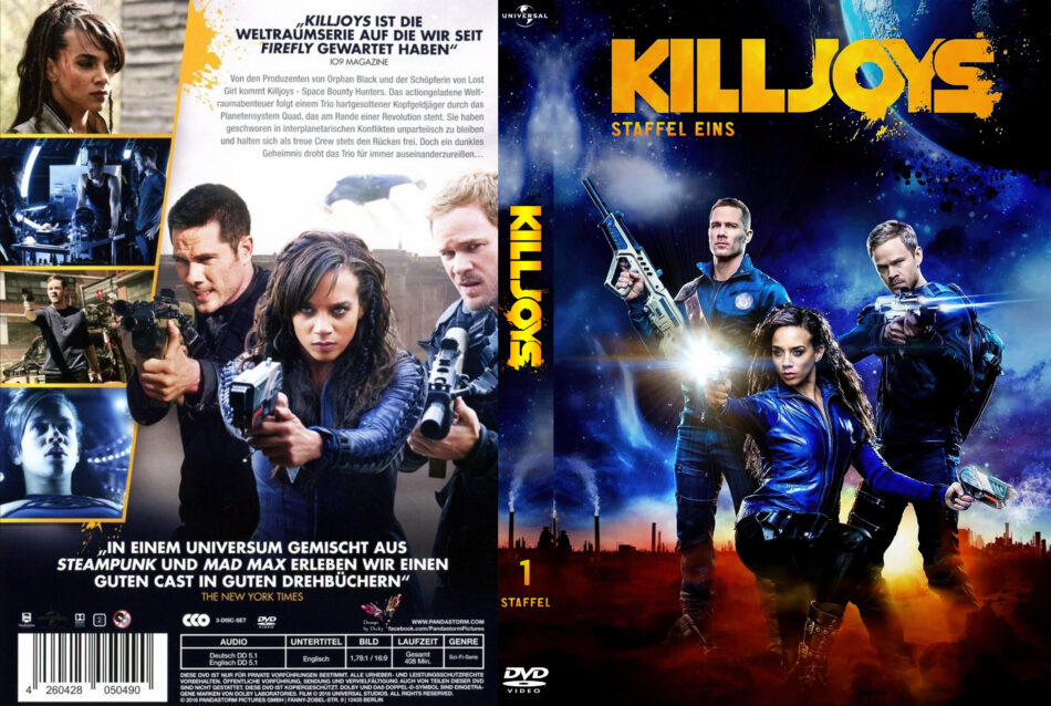 killjoys staffel 2