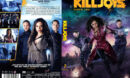 Killjoys Staffel 2 (2015) R2 German Custom Cover & labels