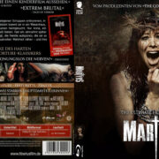 Martyrs (2016) R2 German Custom Blu-Ray Cover & label