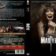 Martyrs (2016) R2 German Custom Cover & label