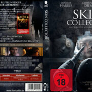 Skin Collector (2012) R2 German Custom Blu-Ray Cover & label