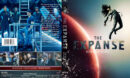 The Expanse Staffel 1 (2016) R2 German Custom Cover & labels