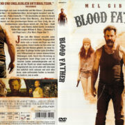Blood Father (2016) R2 German Custom Cover & label
