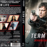 Term Life – Mörderischer Wettlauf (2016) R2 German Custom Blu-Ray Cover & label