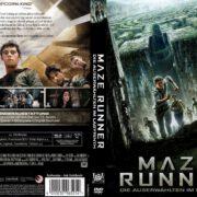 Maze Runner – Die Auserwählten im Labyrinth (2014) R2 GERMAN Cover