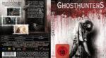 Ghosthunters (2016) R2 German Custom Blu-Ray Cover & label