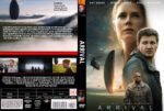 Arrival (2016) R0 CUSTOM Cover & label