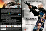 Mechanic Resurrection (2016) R2 DVD Nordic Cover