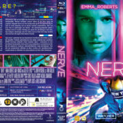 Nerve (2016) R2 Blu-Ray Swedish Cover